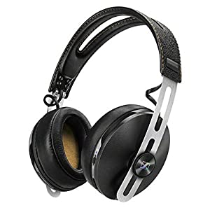 Sennheiser HD1 Wireless Headphones with Active Noise Cancellation – Black (Discontinued by Manufacturer)