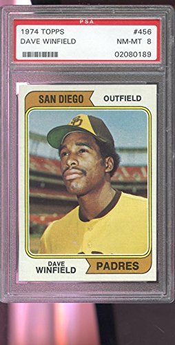 1974-topps-456-dave-winfield-padres-rookie-rc-nm-mt-psa-8-graded-baseball-card