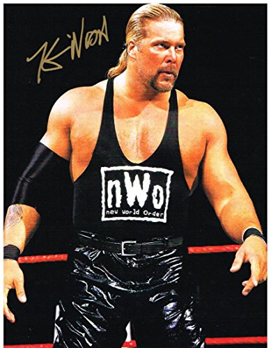 WWE WWF WCW NWO KEVIN NASH DIESEL AUTOGRAPHED 8.5X11 PHOTO SIGNED AUTOGRAPH