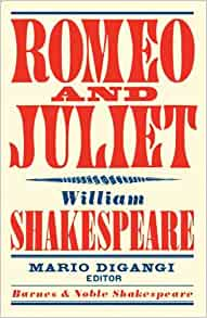 Sexual connotations in romeo and juliet