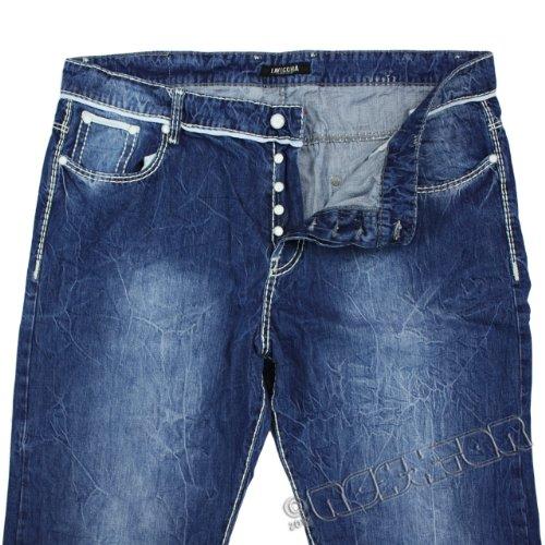 Lavecchia - Vaquero - Pantalones Boot Cut - para hombre