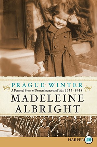 Book cover from Prague Winter LP: A Personal Story of Remembrance and War, 1937-1948 by Madeleine Albright (2012-05-15) by Madeleine Albright