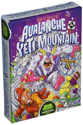 Avalanche Card - 4