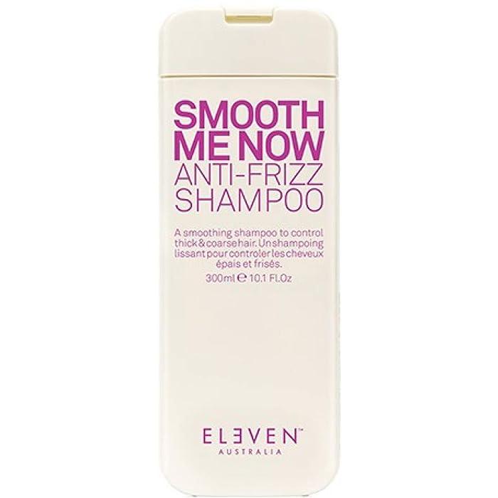 ELEVEN AUSTRALIA SMOOTH ME NOW ANTI-FRIZZ SHAMPOO - 300 mL / 10.1 oz