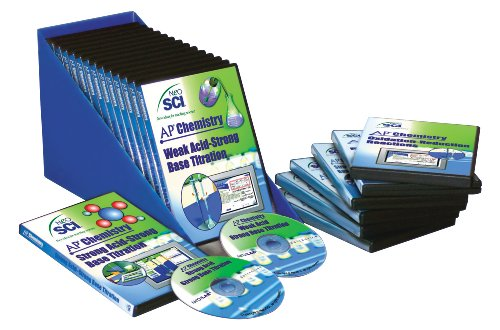 Neo/SCI AP Chemistry Neo/LAB Software Series, Individual License (Set of 22) ()