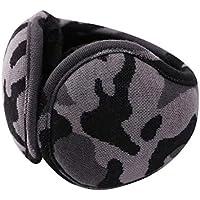 Earmuffs, Ear Muffs / Ear Warmers Winter for Men & Women Kids Girls Boys (Gray)
