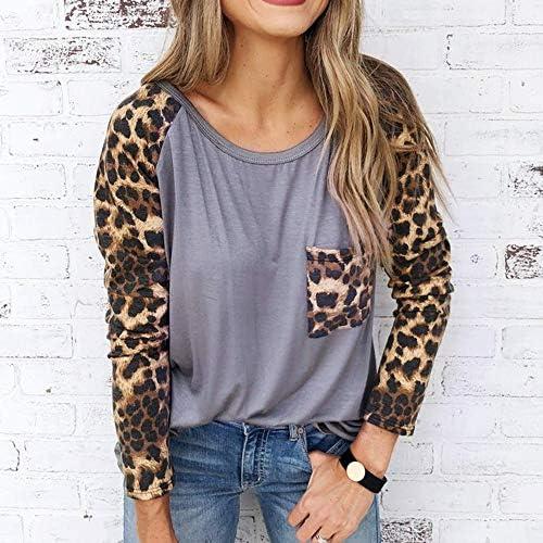 Luckycat Estampado de Leopardo de Vendaje Superpuesto