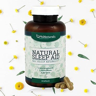 Phi Naturals Natural Sleep Aid