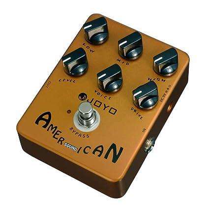 Amazon.com: JOYO JF-14 - Pedal de efectos de guitarra ...