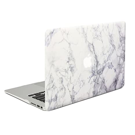detailed look c3c02 f20fe Marble MacBook Pro 13.3 Case Cover Hard Protective Shell by Ealona for  Apple 2009-2011 Old MacBook Pro 13.3 Inch (Model: A1278) Best Gift