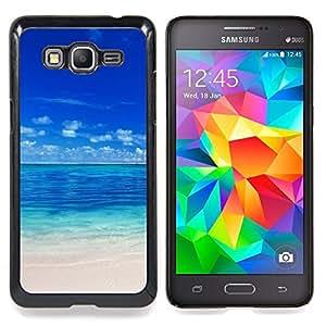 SKCASE Center / Funda Carcasa protectora - Maldivas;;;;;;;; - Samsung Galaxy Grand Prime G530H / DS