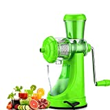 Slings Smart Fruits & Vegetable Juicer With Steel Filter Unbreakable Body & Advance Technology (Color May Vary)