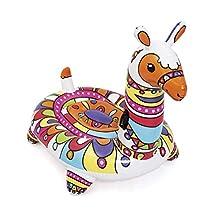 BESTWAY 41136 - Llama Hinchable con Asas, 193x151 cm