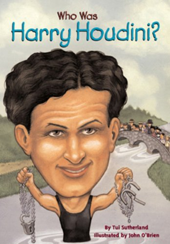 Read Online Who Was Harry Houdini? (Turtleback School & Library Binding Edition) pdf epub