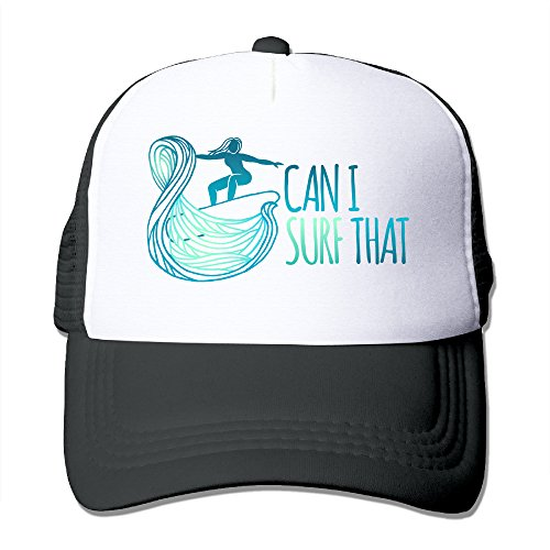 Jason V Costume (ACMIRAN Surf Shack Funny Hat One Size Black)