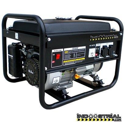 GENERADOR INDOOSTRIAL DOOS.5K.POWER | 4500 W | Regulación del voltaje mediante AVR: Amazon.es: Bricolaje y herramientas