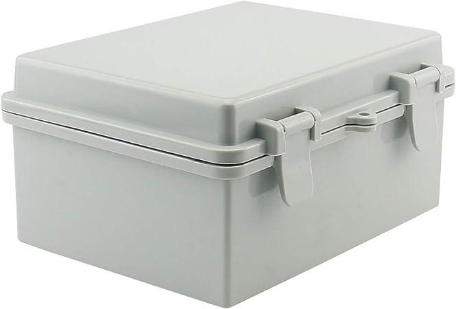 Aluminum PCB Instrument Box Enclosure Electronic Project Case DIY 110*76* N7K3