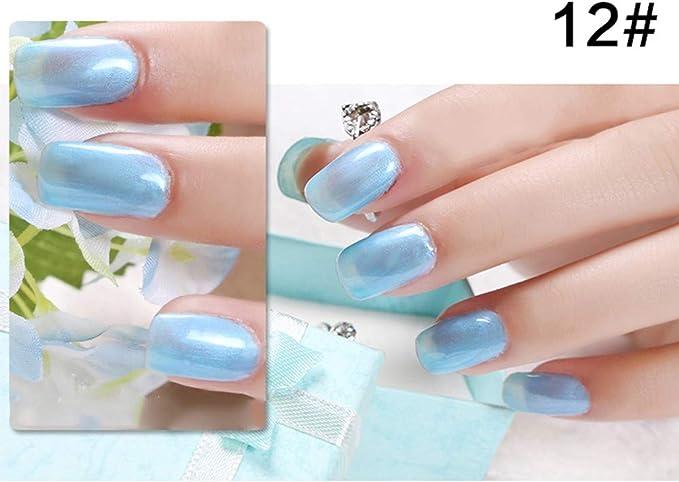 ❀ esmalte de uñas led/UV higlles Gel Color 8 ml – Chick Flick Cherry – 100% gel Authenic – Shell esmalte de ongles- patines: Amazon.es: Belleza