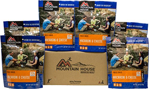 Mountain House Macaroni & Cheese 6-Pack ()