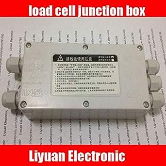 Amazon.com: Fevas - Caja de derivación de la celda de carga ...