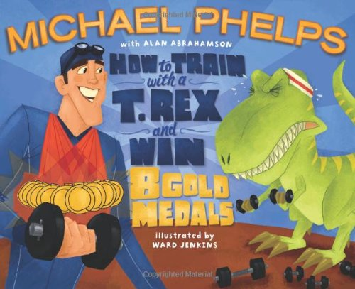 How to Train with a T. Rex and Win 8 Gold Medals ()