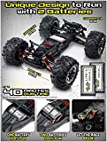 1:10 Scale Large RC Cars 48+ kmh Speed - Boys
