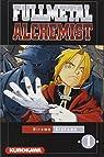 Fullmetal Alchemist, Tome 1 par Arakawa