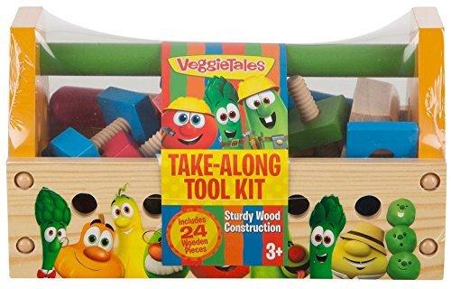 VeggieTales Take-Along Tool Kit