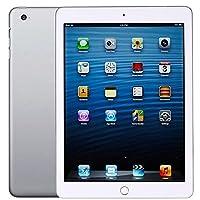 Apple iPad Air 2 MGLW2LL/A (16GB, Wi-Fi, Silver) NEWEST VERSION (Certified Refurbished)