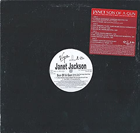 Janet Jackson: Son Of A Gun Double 12