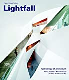 img - for Lightfall: Genealogy of a Museum: Paul and Herta Amir Building, Tel Aviv Museum of Art book / textbook / text book