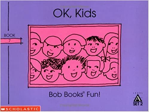 OK, kids (Bob books) by Bobby Lynn Maslen (1999-05-03)