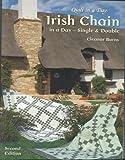 Irish Chain in a Day, Eleanor Burns, 1891776177