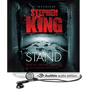 Stephen King's The Stand – Expanded & Uncut Version – Finally Released As Audiobook!