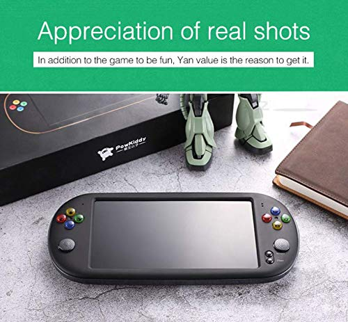 Smart-US Handheld Game Consoles Double Rocker 16GB 7 Inch high Definition Screen 1500 Classic Game, Support Video & Music Playing megapixel Camera Birthday and New Year's Best Gift for Kids by Smart-US (Image #5)