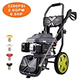 Best Gas Power Washers - AUTLEAD 3200 PSI 2.6 GPM Gas Pressure Washer Review