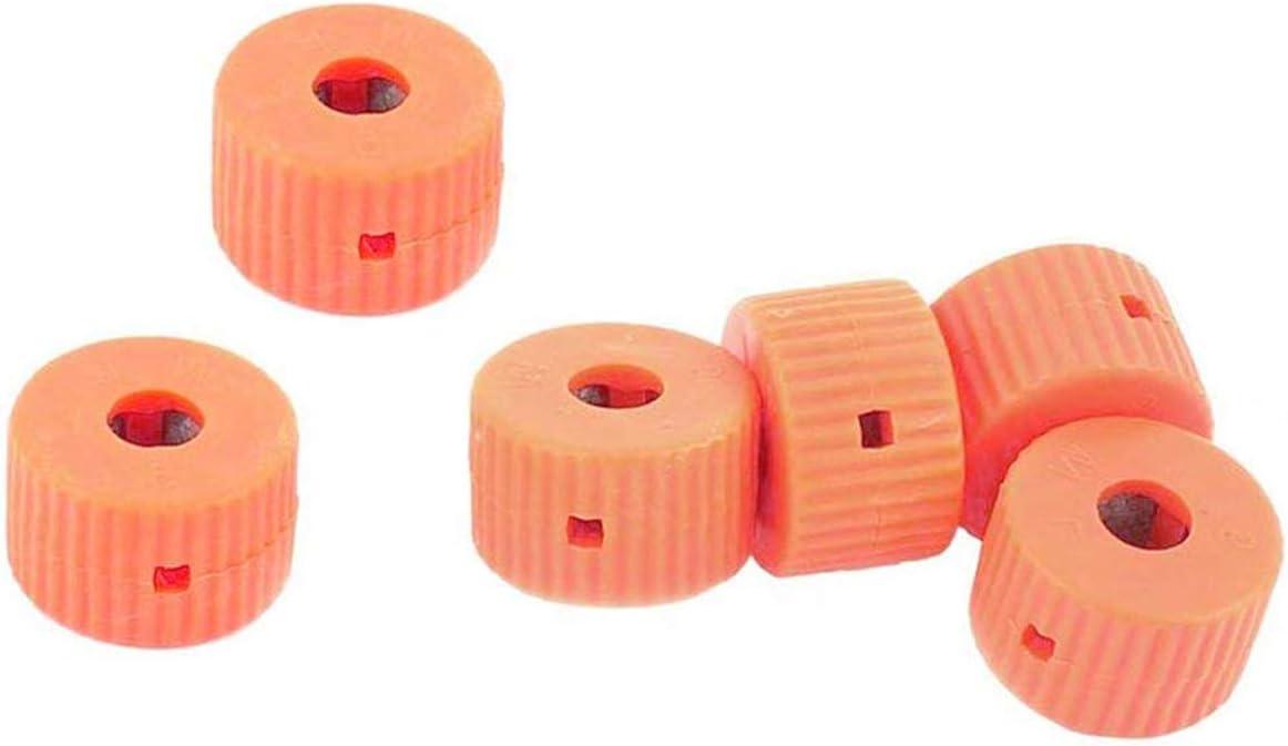 4 HAPO 3//4 PCS Universal 21mm Removable Magnetizer Ring Magnetic Steel Screwdriver Bit