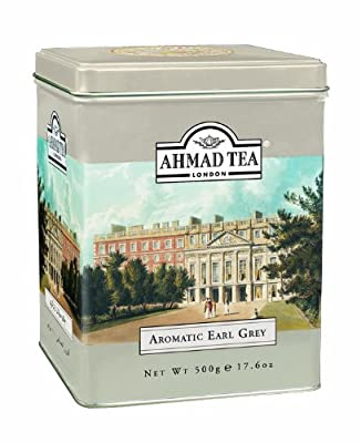 Ahmad Earl Grey Tea Loose Leaf 17.6 ounce