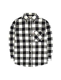 Levi's Little Boy's Long Sleeve One Pocket Shirt