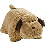 "Pillow Pets Signature Stuffed Animal Plush Toy 18"", Snuggly Puppy"