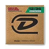 Dunlop DJN1236 Banjo Nickel 4 String Custom Set.012.036