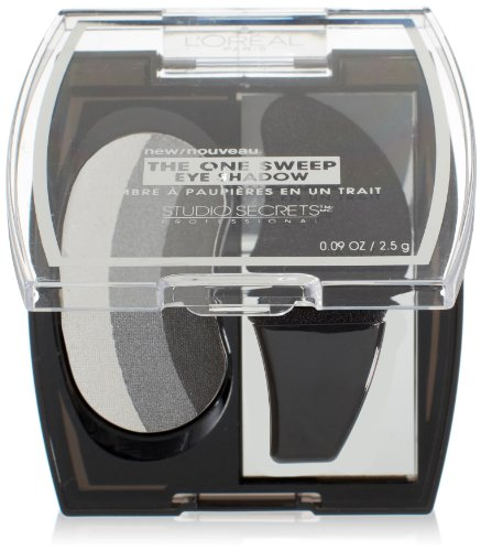 L'Oreal Paris Studio Secrets Professional The One Sweep Eye Shadow, All Eyes, 0.09 Ounces