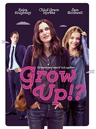 Grow Up!? - Erwachsen werd' ich später Film