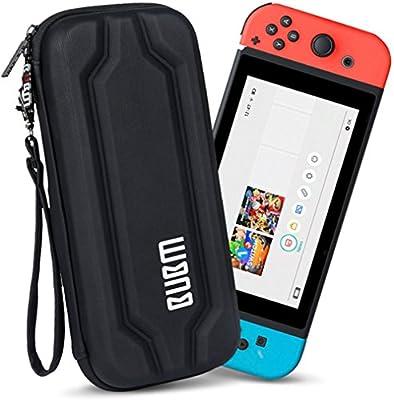 BUBM Funda estuche para Nintendo switch no olor, 20 cartucho de ...