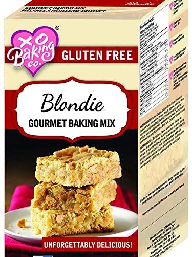 - XO Baking Gourmet Blondie Mix