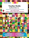 Freckle Juice Teacher Guide, Novel Units, Inc. Staff, 1561370088