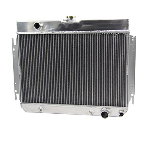 PRO 3 ROW CORE ALUMINUM RADIATOR - IMPALA CHEVELLE CAPRICE MULTIPLE MODELS 1963-1968, ONLY FOR CHEVY MODEL CARS