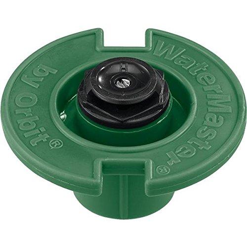 Circle Plastic Flush - Orbit 54006D Half Circle Plastic Flush With Plastic Nozzle