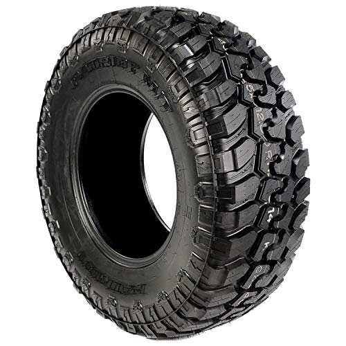 Patriot Tires MT All Season Radial Tire-35x12.50R17LT 125Q (Best 17 Inch Tires)