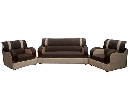 Hi Tech Brand Comfort Model Five Seater Sofa Set 3 1 1
